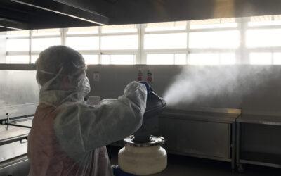 Superfici e luoghi: i disinfettanti da utilizzare contro il COVID-19